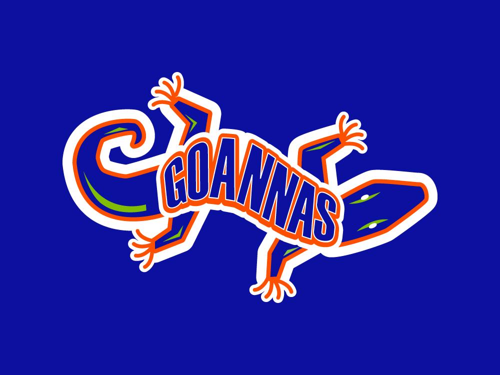 Brisbane Goannas