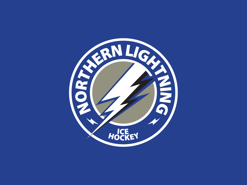 Northern Lightning Ice Hockey